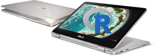 Run RStudio Server on a Chromebook as a Cloud Native · Mark