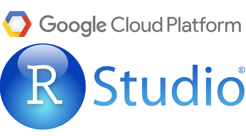Launch RStudio Server in the Google Cloud with two lines of