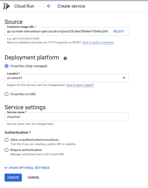 R at scale on the Google Cloud Platform · Mark Edmondson